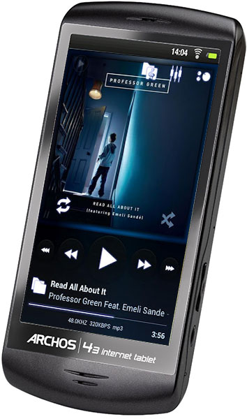 the best android based mp3 player googlean. Black Bedroom Furniture Sets. Home Design Ideas